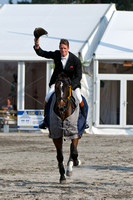 William Fox-Pitt and Oslo