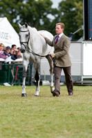 Oliver Townend and Carousel Quest after Trot Up