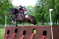 Louisa  Lockwood (GBR)  riding Shannondale Quest