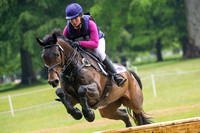 Sarah  Hislop (GBR)  riding Cooley Foundation