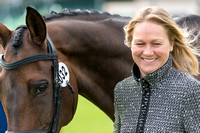 Emilie Chandler (GBR) and  Coopers Law