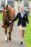 Laura Collett of Great Britain with Grand Manoeuvre