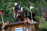 Aoife Clark of ireland riding  KINGS ADVOCATE II