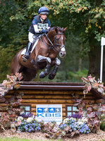 Charlotte Bacon of Great Britain riding  SANNANVALLEY JUSTICE