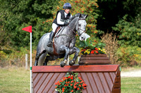 Daisy Berkeley of Great Britain riding  STRIKE SMARTLY