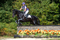 Emily King of Great Britain riding  WALITZE F VEJGARD