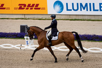 Anna Nilsson (SWE) and Luron