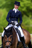 Stephanie  D'Andrimont (BEL) riding  Alexander IV