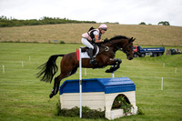 Felicity Collins (GBR) riding RSH Contend Or
