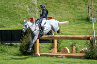 HARRY DZENIS (GBR) AND XAM