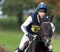LUCY THOMPSON (GBR) AND PENNINEVIEW SILVER CONCORDE