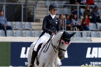 CAROLINE MARTIN (USA) AND ISLANDWOOD CAPTAIN JACK