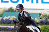 Charlotte Fry (GBR) and Glamourdale