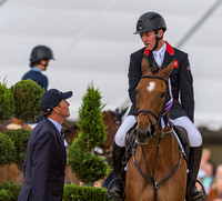 Oliver Townend (GBR) and Cooley Master Class