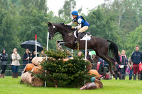 Bramham CCI Three Star Cross Country