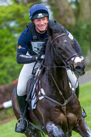 Oliver Townend and Black Tie II