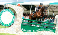 THE LAND ROVER BURGHLEY HORSE TRIALS , BURGHLEY HOUSE , STAMFORD, LINCOLNSHIRE, ENGLAND, 1ST  SEPT 2016